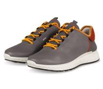 Sneaker ST.1 - DUNKELGRAU/ DUNKELROT