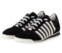Sneaker NEW RUNNER - SCHWARZ/ WEISS