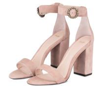 Sandaletten FARIA - beige