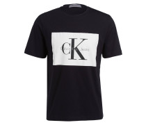 T-Shirt TIKIMO - schwarz