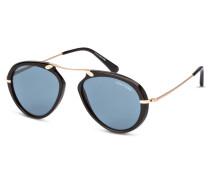 Sonnenbrille FT0473 AARON - schwarz