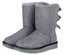 Fell-Boots BAILEY BOW II METALLIC - grau