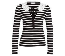 Sweatshirt MALIMBA mit Bubi-Kragen