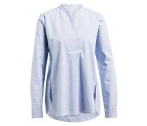 Bluse FLEMING - weiss/ blau