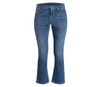 Cropped-Jeans LOLA - blau