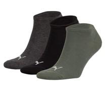 3er-Pack Sneakersocken