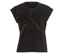 T-Shirt MALAIKA - schwarz