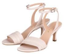 Sandaletten - HELLROSA