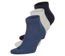 3er-Pack Socken QUARTERS