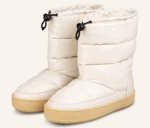 Plateau-Boots ZERIK - WEISS