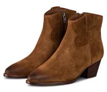 Cowboy Boots HOUSTON - HELLBRAUN