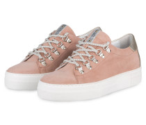 Plateau-Sneaker - rose