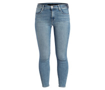 Skinny-Jeans - surge light blue