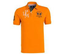 Piqué-Poloshirt ALEJO - orange