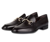 College-Loafer - schwarz