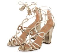Sandaletten GITANA - GOLD