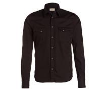 Hemd JONIS Modern-Fit - schwarz