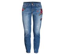 7/8-Jeans LAURIE - blau
