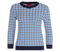 Pullover SILKANY - schwarz/ weiss/ blau