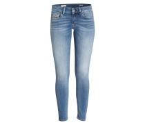 Skinny-Jeans LUZ - hellblau
