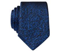 Krawatte - schwarz/ navy