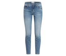 Jeans PARLA mit Galonstreifen