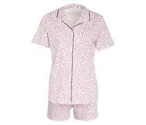 Shorty-Schlafanzug SPRINGTIME SLEEP