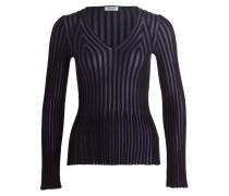 Pullover - schwarz/ navy