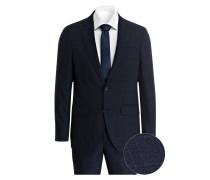 Anzug Slim-Fit - dunkelblau/ marine