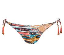 Bikini-Hose ARTISAN BOHO - orange