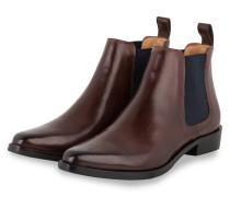 Chelsea-Boots MARLIN 4 - DUNKELBRAUN