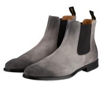 Chelsea-Boots - HELLGRAU/ DUNKELGRAU