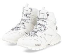 Hightop-Sneaker TRACK HIKE - WEISS