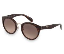 Sonnenbrille PR 05TS - braun