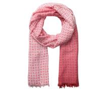 Cashmere/Seide-Schal - pink