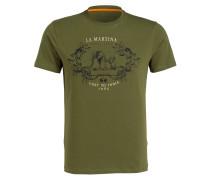 T-Shirt DANIEL - oliv