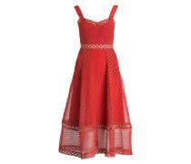 Kleid RITA - rot