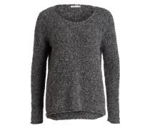 Pullover in Bouclé-Optik