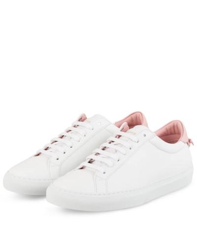 Sneaker URBAN STREET - WEISS/ ROSA