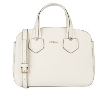 Bowling-Bag GIADA SMALL - weiss