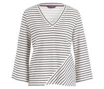 Sweatshirt BRENNA - schwarz/ weiss