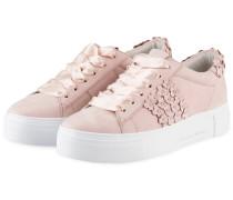 Plateau-Sneaker BIG - hellrosa