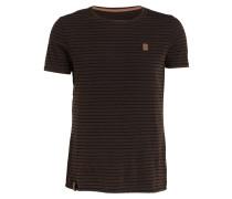 T-Shirt - braun
