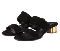 Sandalen BELUNO - schwarz