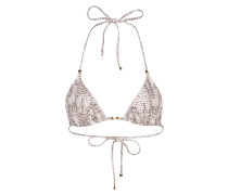 Triangel-Bikini-Top SUN DAPPLED DECADENCE