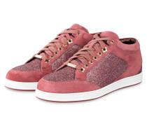 Sneaker MIAMI - altrosa