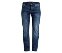 Jeans REVEND Straight-Fit - blau
