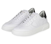 Sneaker TEMPLE - WEISS/ SCHWARZ