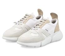 Plateau-Sneaker - WEISS/ CREME/ BEIGE