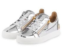 Sneaker FRANKIE - SILBER/ WEISS/ GOLD
